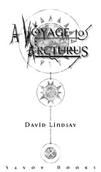 Arcturus title page