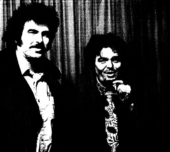 Roger Eagle and Captain Beefheart