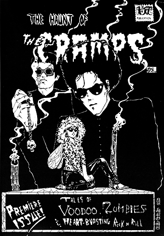 The Haunt of the Cramps